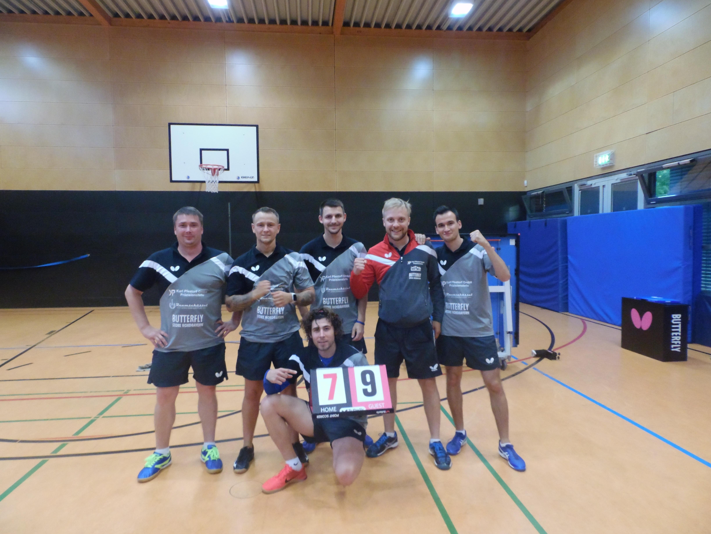 9:7 Auswärtserfolg! TSV Zella-Mehlis