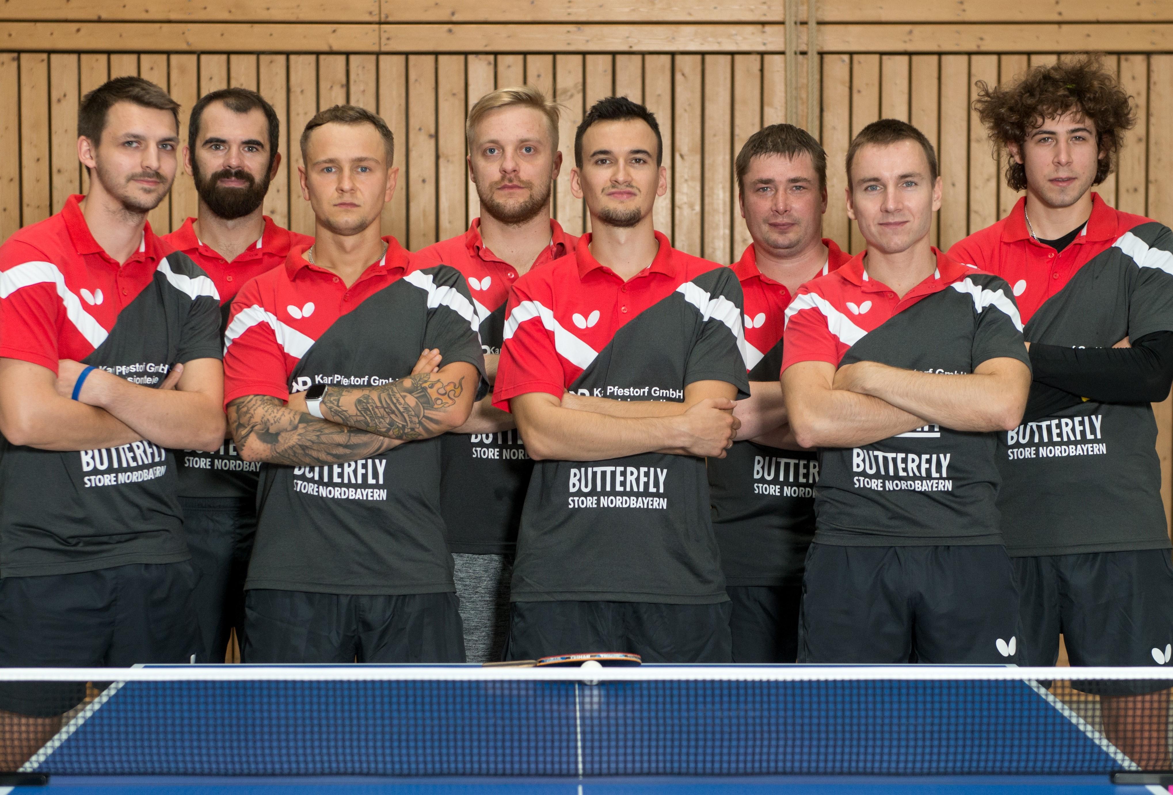 TSV Zella-Mehlis Mannschaft 2019/20