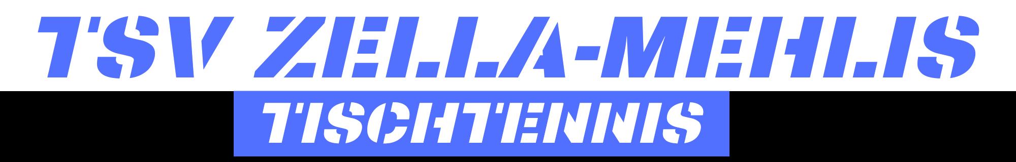 TSV Zella-Mehlis Tischtennis Logo